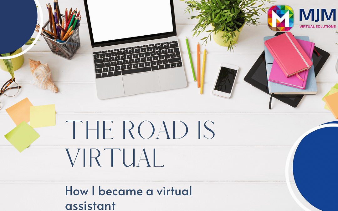 The road is virtual