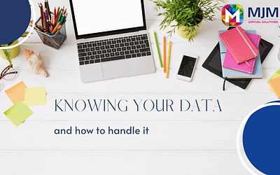 Knowing your data (and how to handle it)