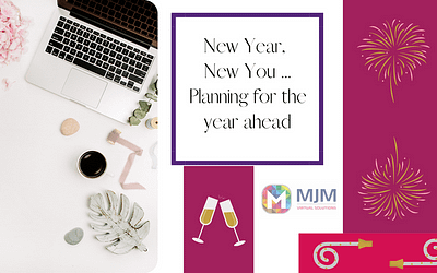 New Year, New You… Planning for the Year Ahead