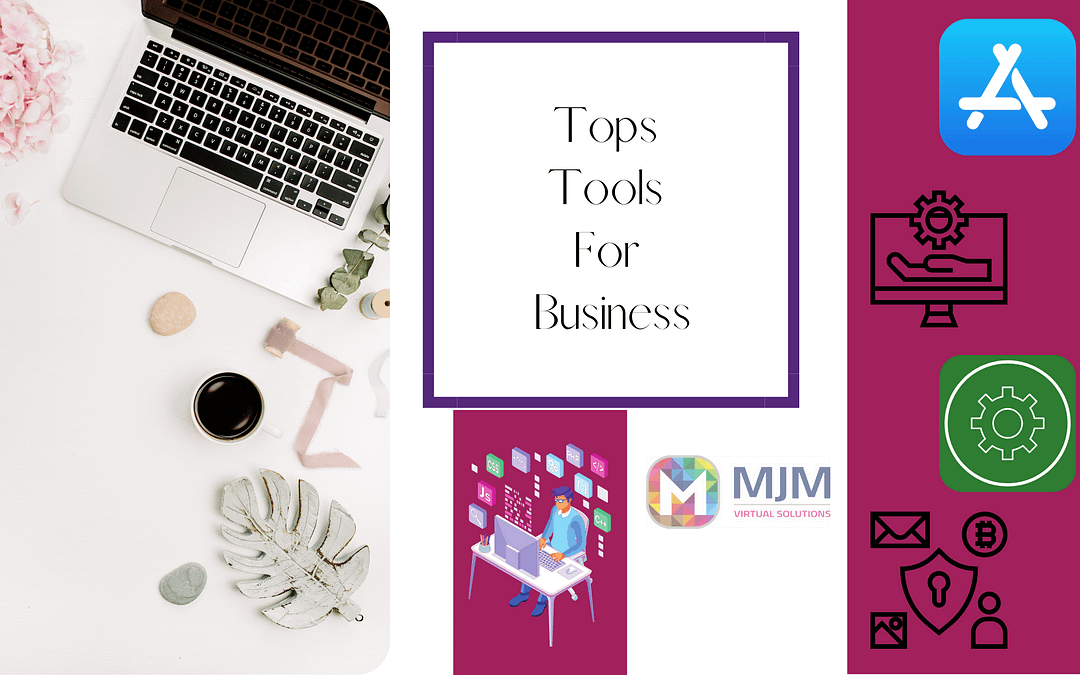 MJM Virtual Solutions Top Tools Business